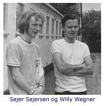 Sejersen og Wegner